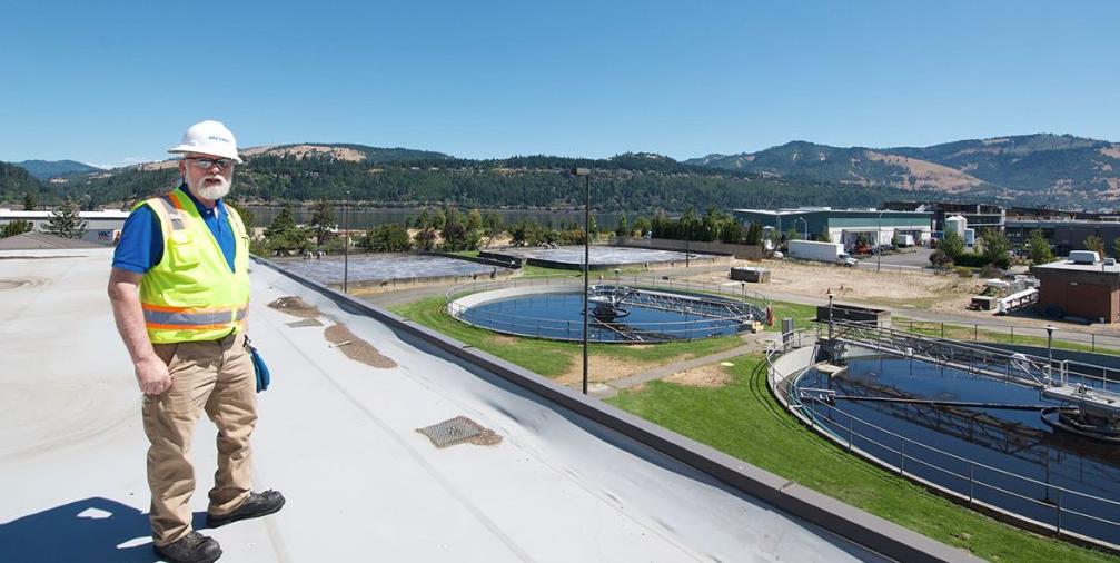 wastewater treatment engineer
